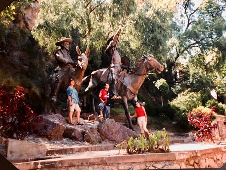 "Dagstur til ""froskebyen"" Guanajuato"