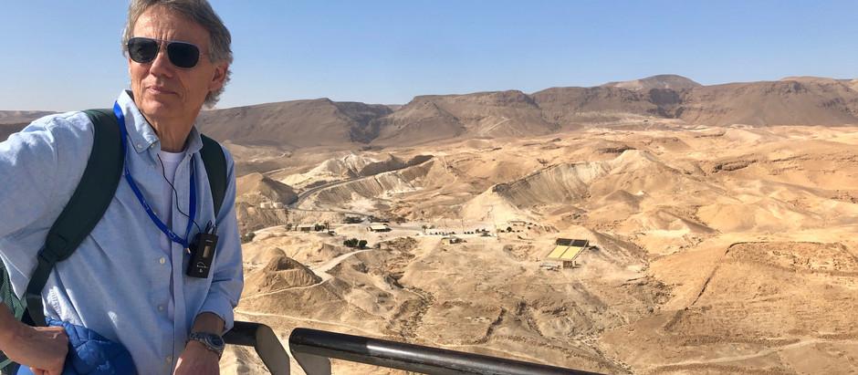 """Aldri mer Masada"""