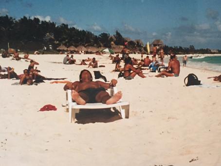 """Nok en dag på """"Mamitas Beach"""""""