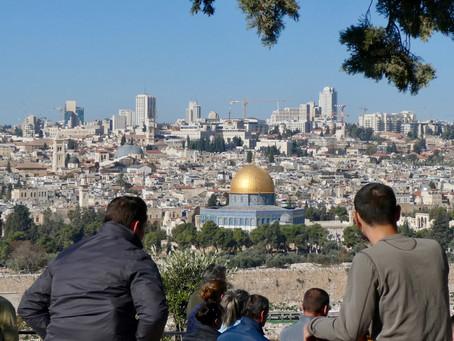 Besøk i det hellige land - Israel