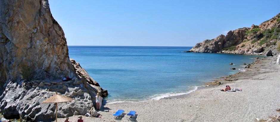 Hippie-stranda i Melinta