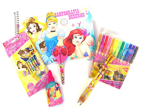 Kit Para Colorir - Princesas I