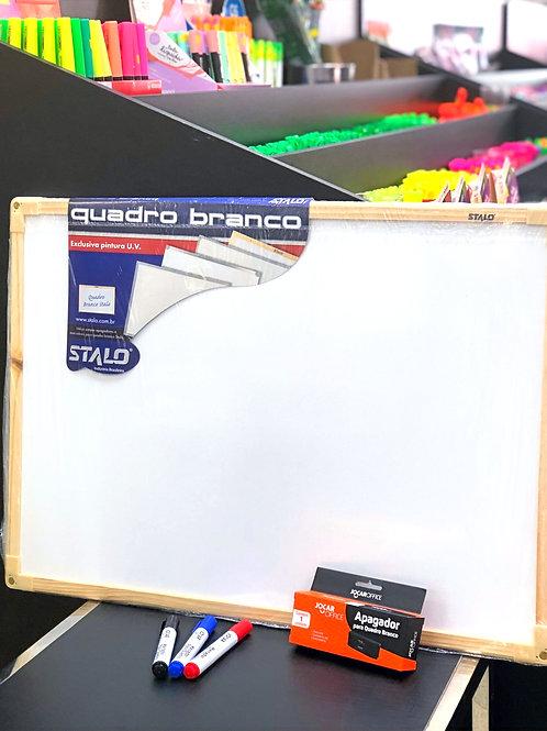 Kit Quadro Branco
