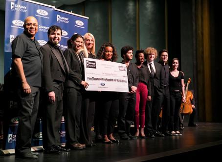 East High Earns Grammy Signature Schools Award