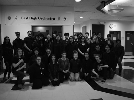 East High Symphonic is going to Hawaii!