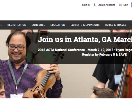 The American String Teacher's Conference
