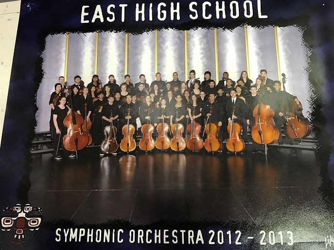 East High Orchestra Alumni
