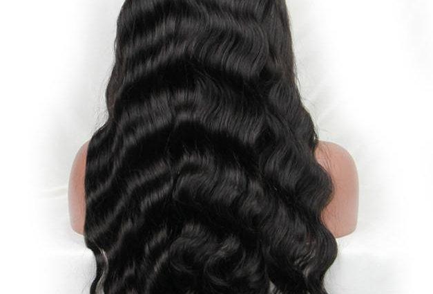 Classy Bodywave Full Lace Wig
