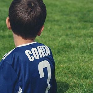 Cohen's Soccer Game