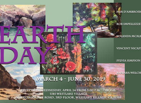Earth Day Arts Reception
