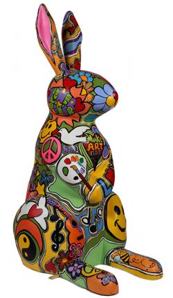 Peace Bunny
