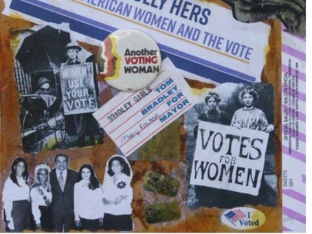 Women's Votes Matter - Mary Kolada Scott
