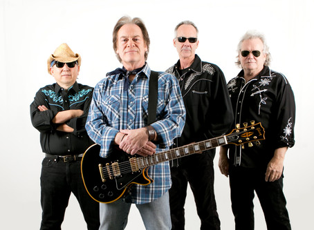 Sunday, August 11 Featuring Fortunate Son – Tribute to John Fogarty & Creedence Clearwater Revival
