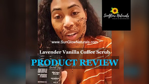 Product Review: Lavender Vanilla Coffee Scrub