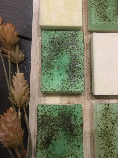 Green Tea & Oatmeal Soap