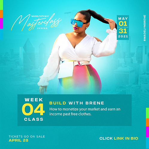 Week Four - Build with Brene