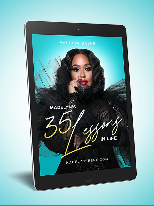 35 Lessons in life EBOOK