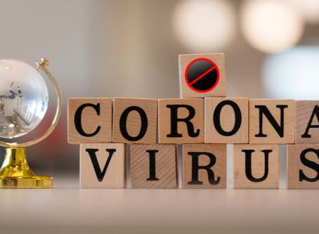 Coronavírus - Notícias sobre viagens e orientações.