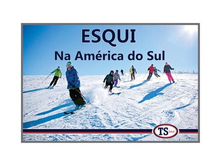 Blog TSTour - ESQUI NA AMÉRICA DO SUL