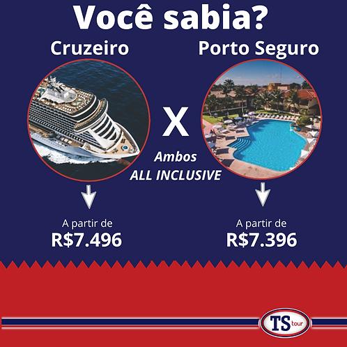 Cruzeiro x Porto Seguro