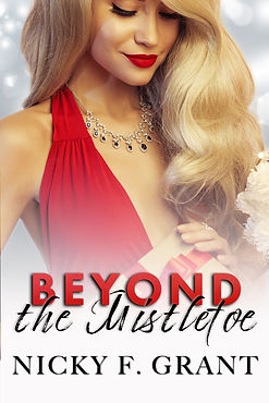 Christmas eomance, erotic romance, beyond love series, beyond surrender series, beyond the truth, nicky f grant