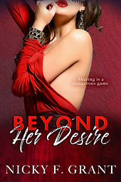 A hot and steamy menage a trois romance. BDSM and Shibari bring these lovers together leaving them free to find the truth about their marriage.
