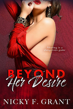 A heart wrenching BDSM romance filled with wonder, excitement, and a rocky marriage meant to be saved. Sharing is a dangerous game.