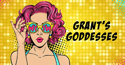 Grants Godesses reader group facebook with boundless adventures and kinky talk. goddesses are fun, flirty, and fabulous