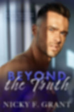 Beyond the Truth is both clever and daring romance. A strong heroine meets and alpha god in this suspensful romance meant to bring you to your knees