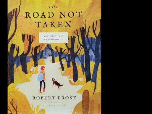Ron Tanzi Reads The Road Not Taken