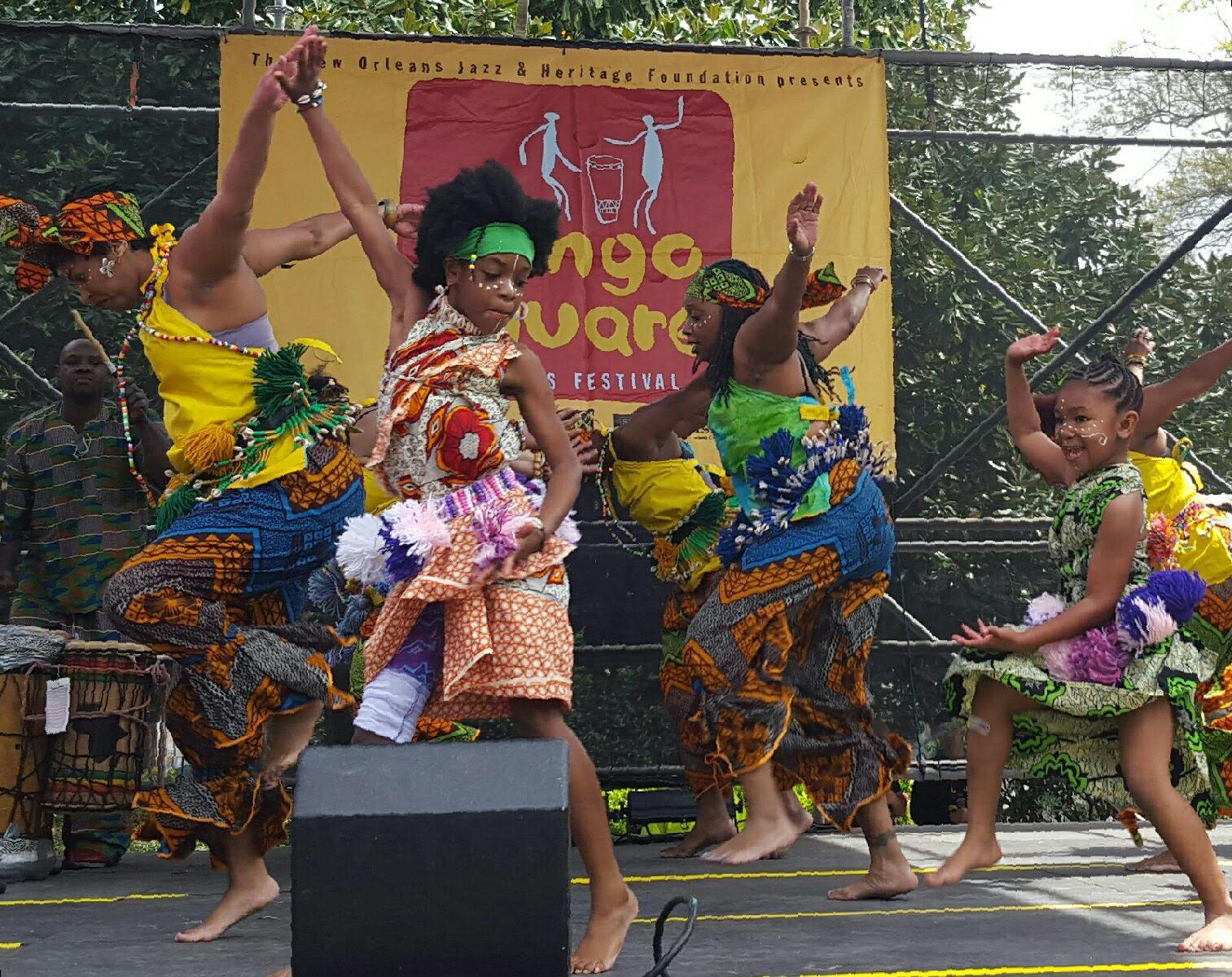 Congo Square Festival 2016
