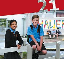 Hawera High School Prospectus 2021_COVER