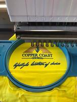 Copper Coast Council Shirts
