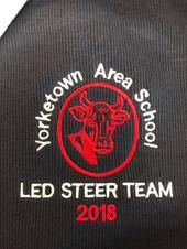 YAS Led Steer Team Shirt