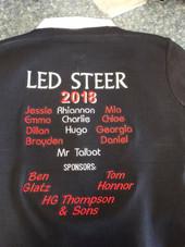 YAS Led Steer Team Shirt Rear