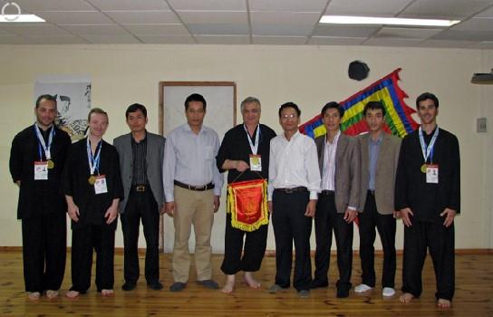 נבחרת ישראל קונג פו וין צ'ון 2010 - חזרו מהאנוי עם 3 מדליות