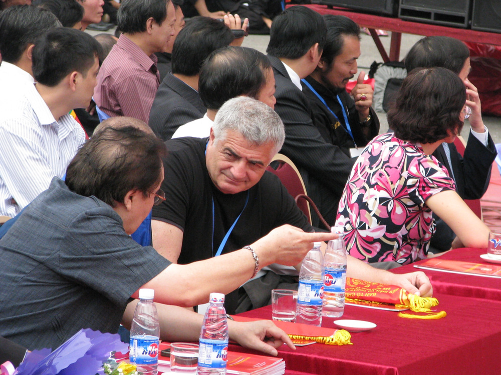 איגור זקשנסקי, 40 שנות ניסיון בקונג פו וין צ'ון