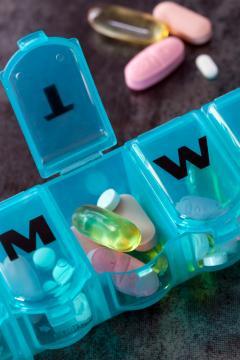 Organizing medications-blue bill box_0.jpg