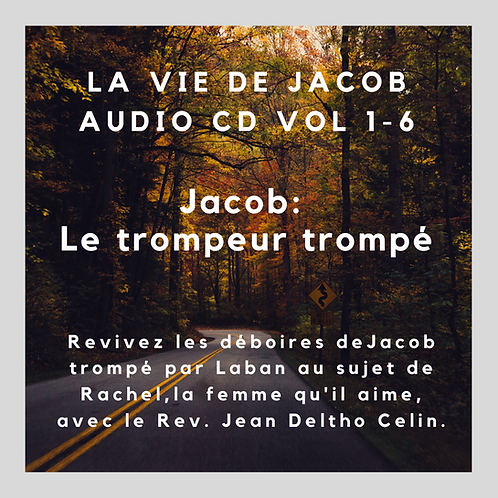 Jacob Vol 1-6 (6 CDs)