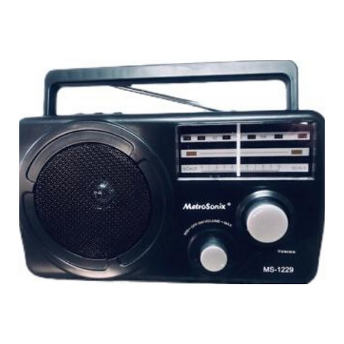 FM SCA RADIO