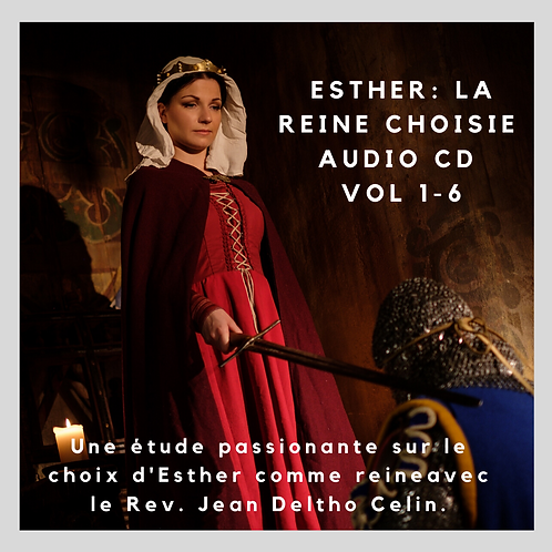 Esther: La Reine Choisie (6CDs)