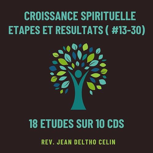 Croissance Spirituelle ( Etapes et Resultats)