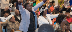 Prasing God in Orlando