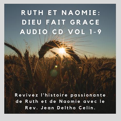 Ruth et Naomie- 9 CDs
