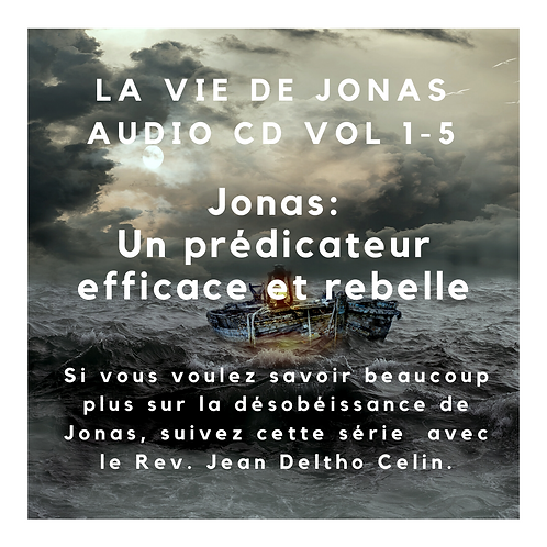 Jonas Vol 1-5 (5 CDs)