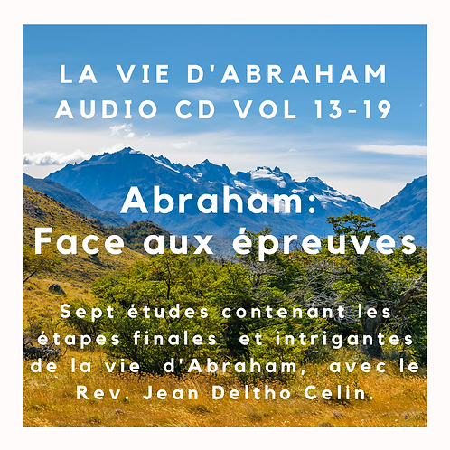 Abraham Vol 13-19 (7 CDs)