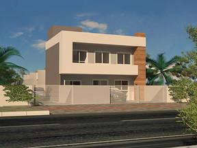 Sobrados + 04 casas - Projeto e Execução