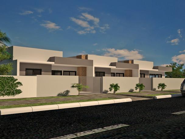 Residências PN6 - Projeto e Execução