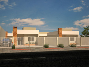 Residencias AR - Projeto Arquitetônico