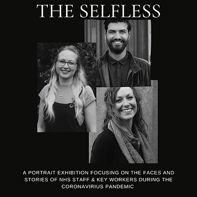 Portraits of the Selfless